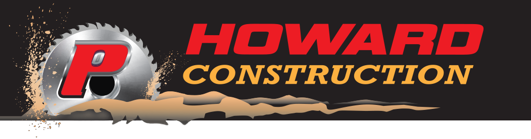 P Howard Construction's Logo