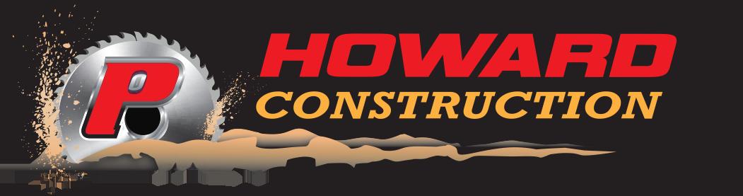 P Howard Construction's Logo